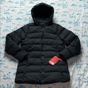 The North Face Womens Nuptse Ridge Parka Jacket